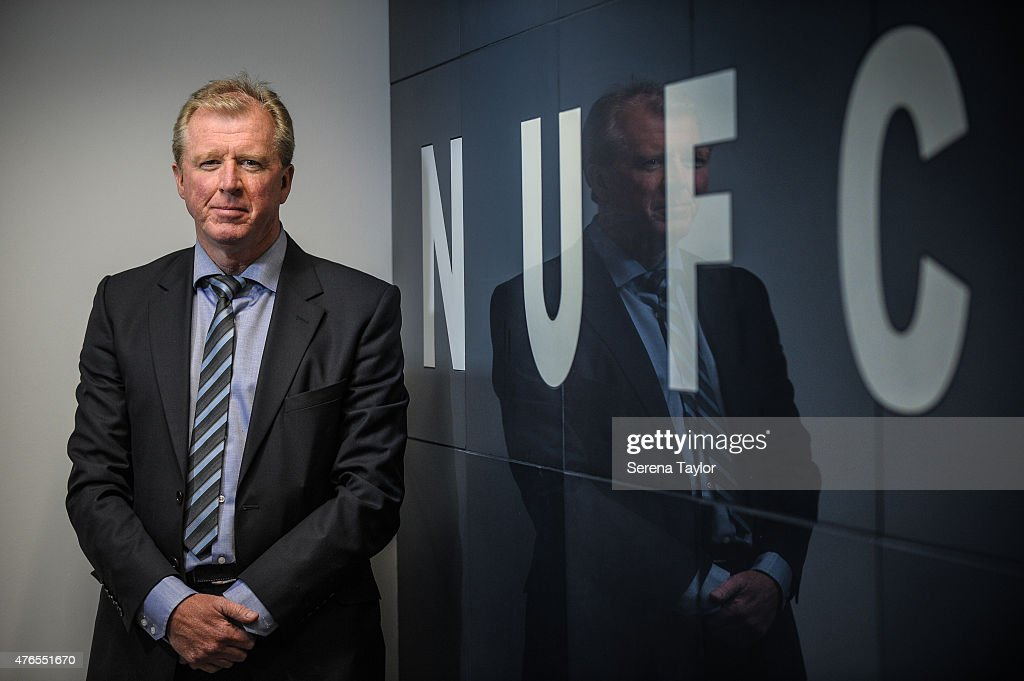Newcastle United Unveil New Manager Steve McClaren