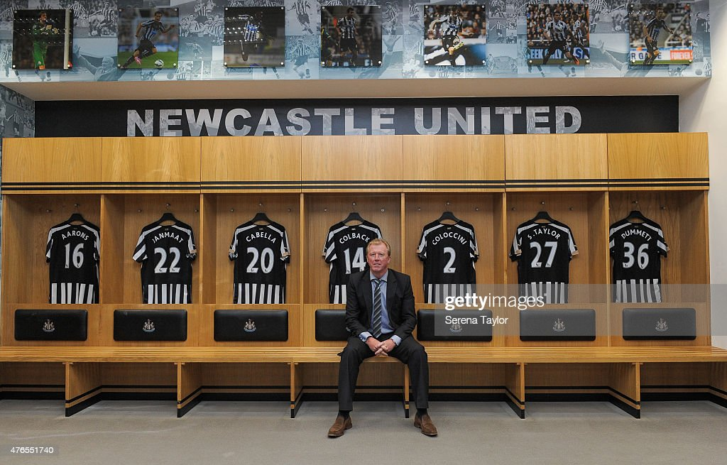 Newcastle United Unveil New Manager Steve McClaren : News Photo