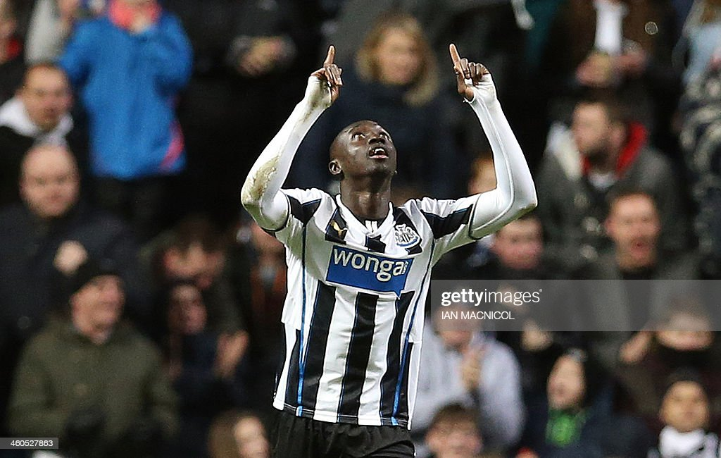 FBL-ENG-FACUP-NEWCASTLE-CARDIFF : News Photo