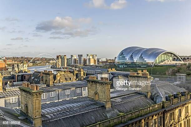 newcastle upon tyne - newcastle stock photos and pictures