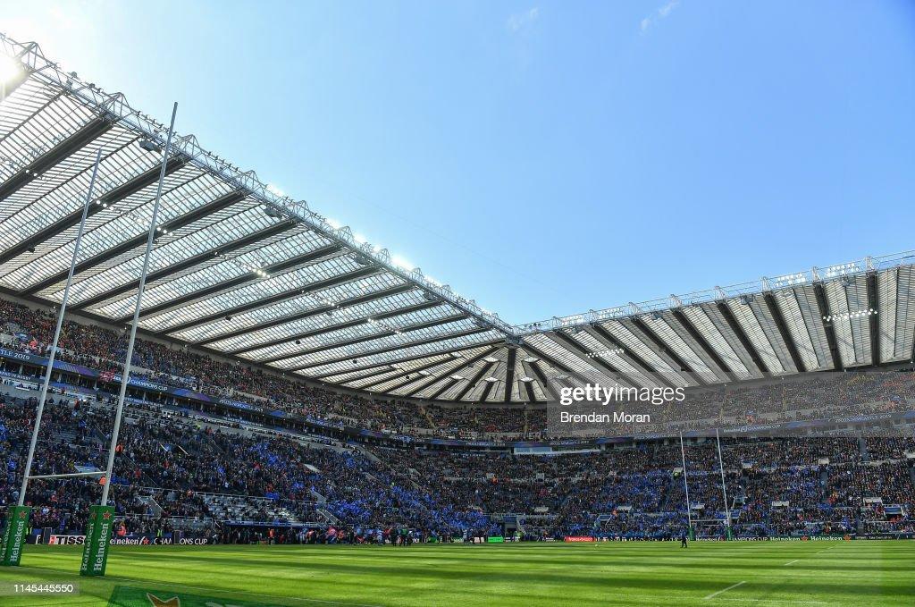Leinster v Saracens - Heineken Champions Cup Final : News Photo