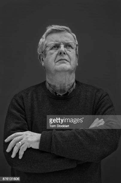 Newcastle West End Foodbank manager Michael Nixon poses for a picture on October 31 2017 in Newcastle upon Tyne England Michael Nixon is the...
