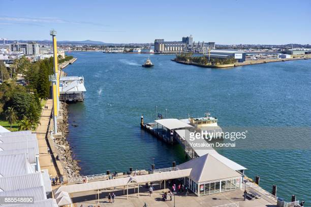 Newcastle Wharf