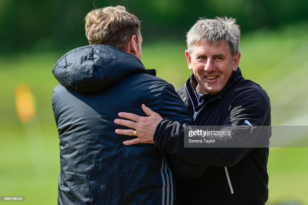 Newcastle United v Fulham: Premier League 2