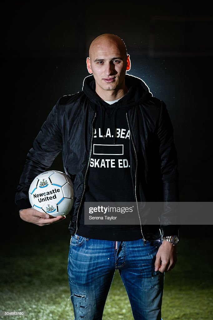 Newcastle United Unveil New Signing Jonjo Shelvey
