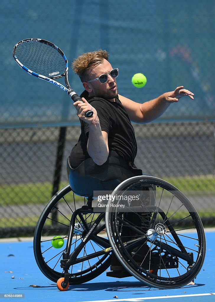 Dylan Alcott Media Opportunity