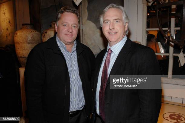 Newell Turner and Richard Norris attend Book Party for BOBBY MCALPINE'S 'THE HOME WITHIN US' from RIZZOLI at Treillage on May 18th 2010 in New York...