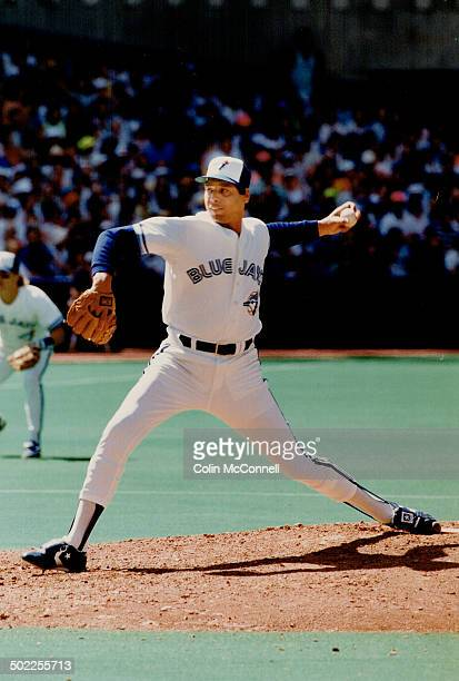 Newest Blue Jay: John Candelaria's Blue Jay career got off to a rocky start yesterday - three pitches, two base hits. The veteran lefthander arrived...