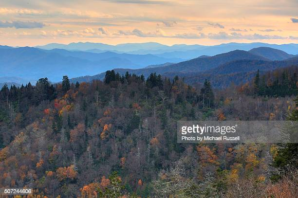 newfound gap - newfound gap stock photos and pictures