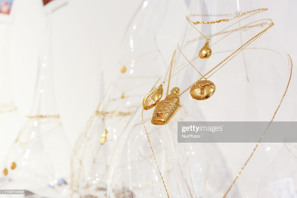 Newgen Designers Showroom In Bfc Space During The London Fashion Week News Photo Getty Images