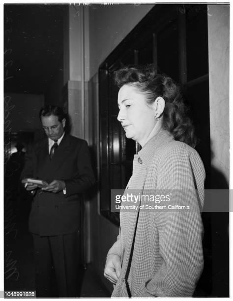 Newhall murder 22 January 1952 Mrs Macie Edwards Casey John Edwards Deputy Sheriff Sergeant Gil LeslieNewhall Los Angeles California USA