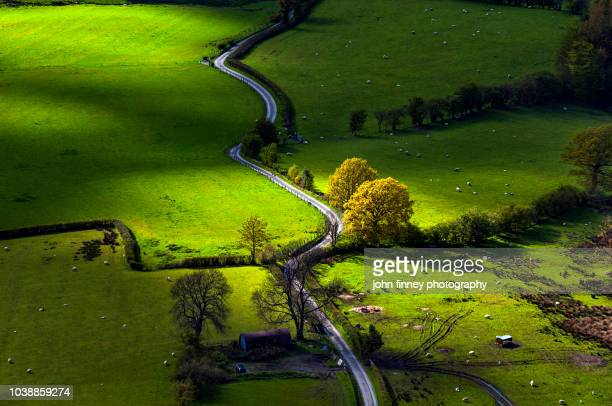 newlands valley, lake district, cumbria, england - northwest england stock pictures, royalty-free photos & images
