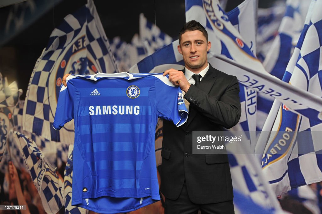 Chelsea FC Sign Gary Cahill