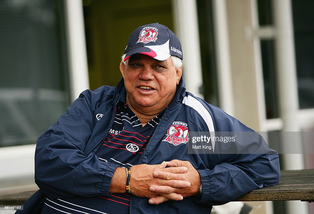 Sydney Roosters Training Session : News Photo
