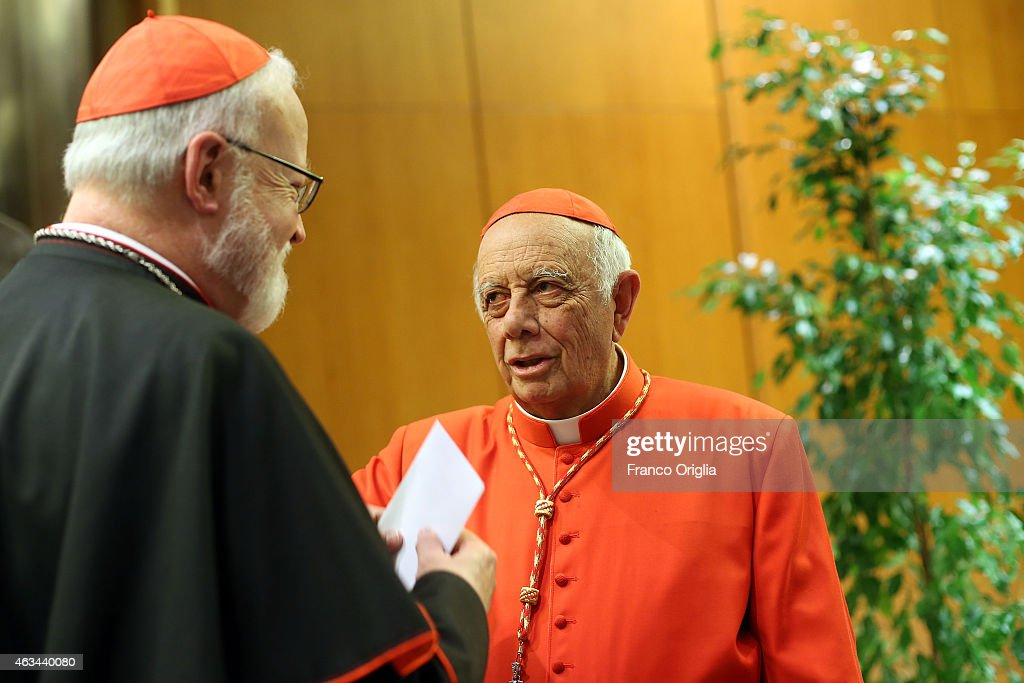 Newly Appointed Cardinals Attend Courtesy Visits