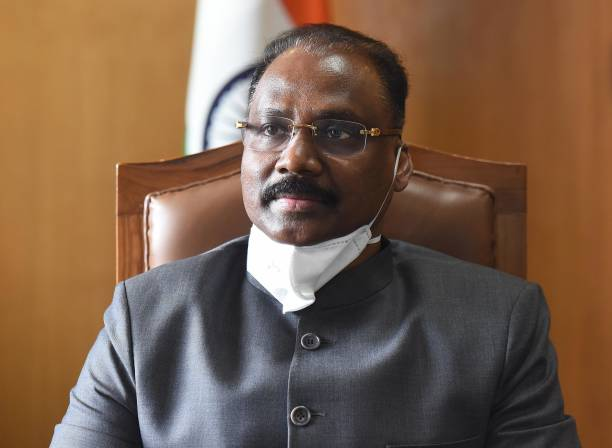 IND: Girish Chandra Murmu Takes Charge As Comptroller and Auditor General of India