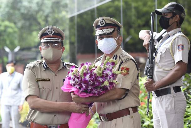 IND: Rakesh Asthana Takes Charge As Delhi Police Commissioner