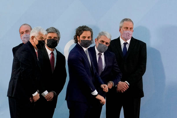 ARG: New Ministers Swear In After Primary Midterm Elections