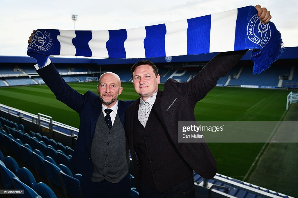 Queens Park Rangers Unveil Ian Holloway As New Manager : News Photo