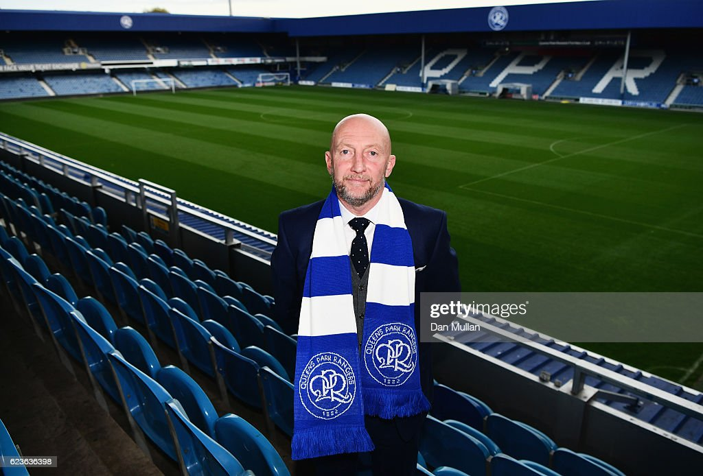 Queens Park Rangers Unveil Ian Holloway As New Manager