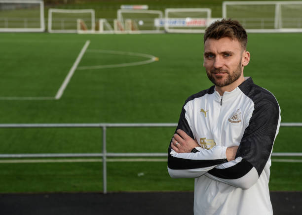 GBR: Chris Hogg of Newcastle United Announced as New U23 Lead Player Development Coach