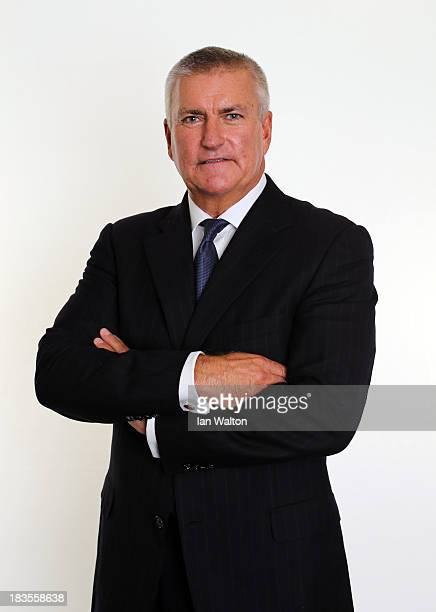 Newly confirmed BOA Chief Executive Officer Bill Sweeney poses in October in London England