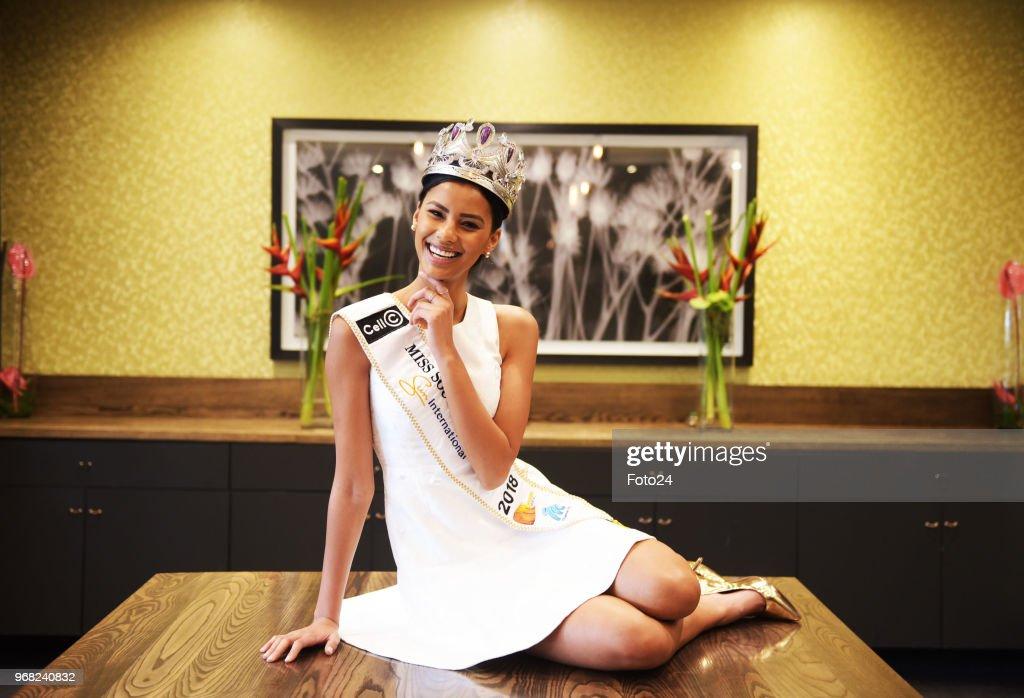 Miss SA 2018 Tamaryn Green wants to focus on healthcare : News Photo