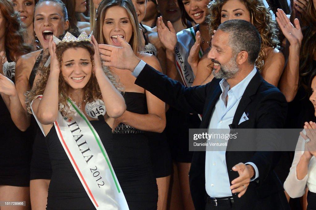 2012 Miss Italia Beauty Pageant