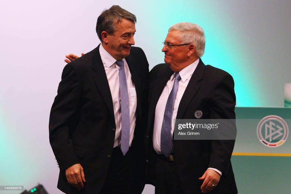 DFB Federal Meeting : News Photo