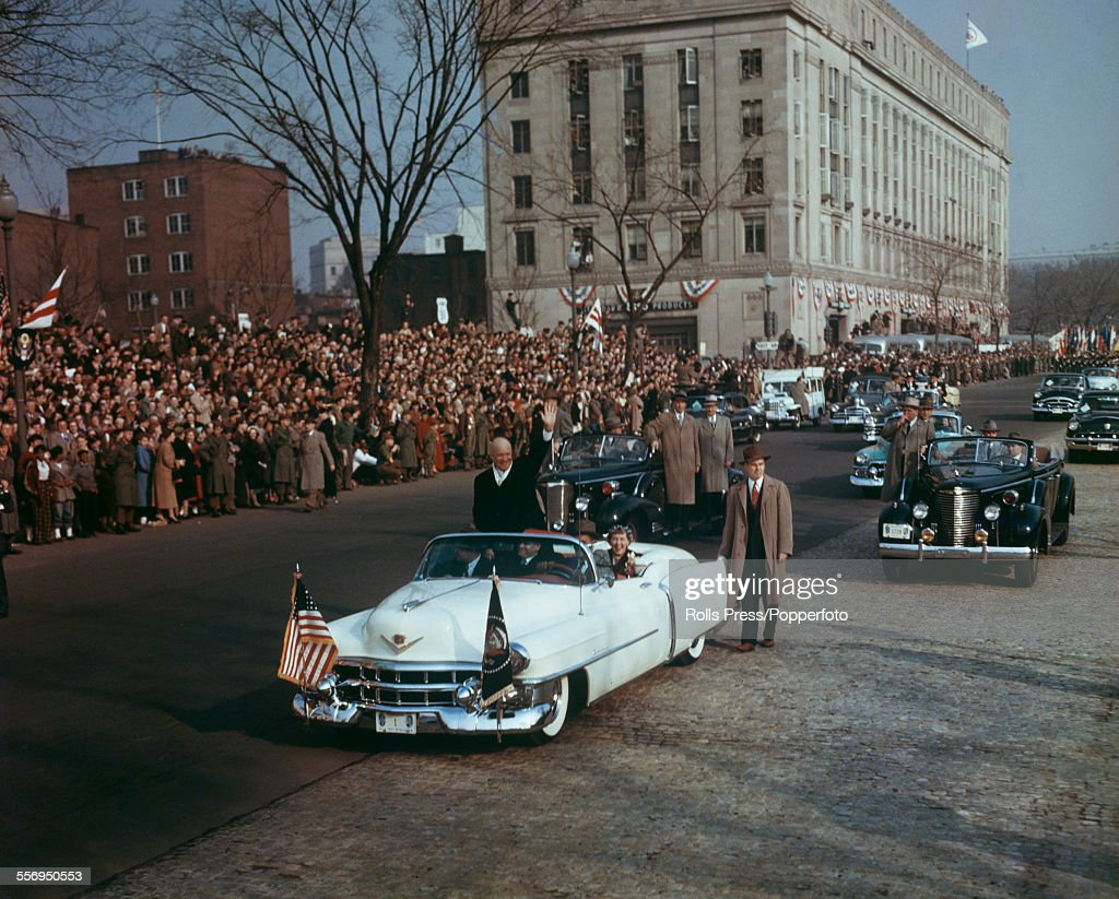 Inauguration Of President Eisenhower Pictures | Getty Images