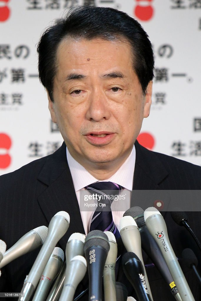 Naoto Kan Elected As Japan's New Prime Minister