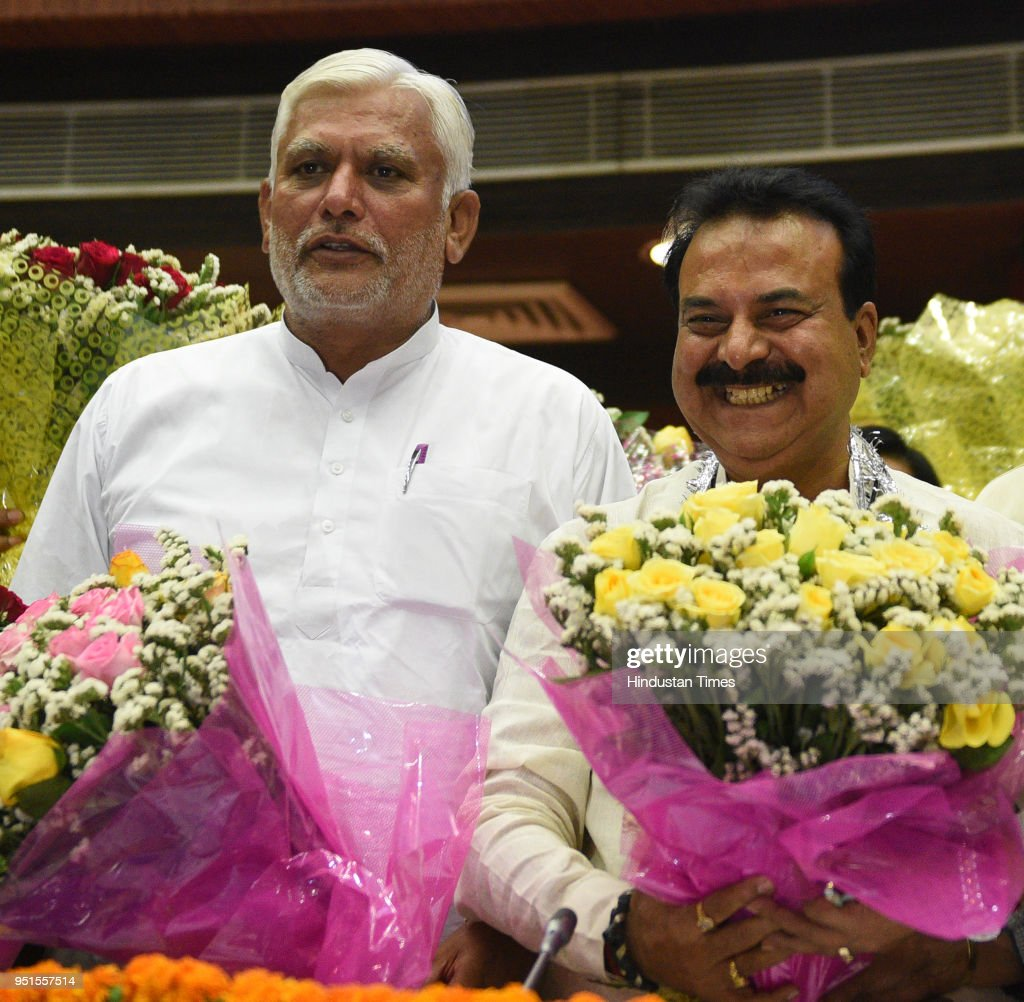 Narendra Chawla Become New Mayor Of SDMC