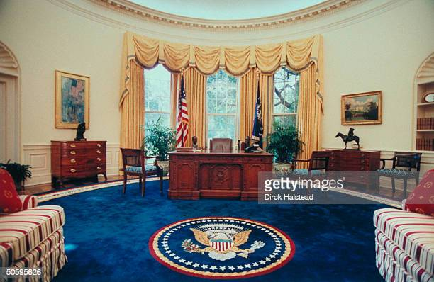 Oval Office Pictures And Photos Getty Images