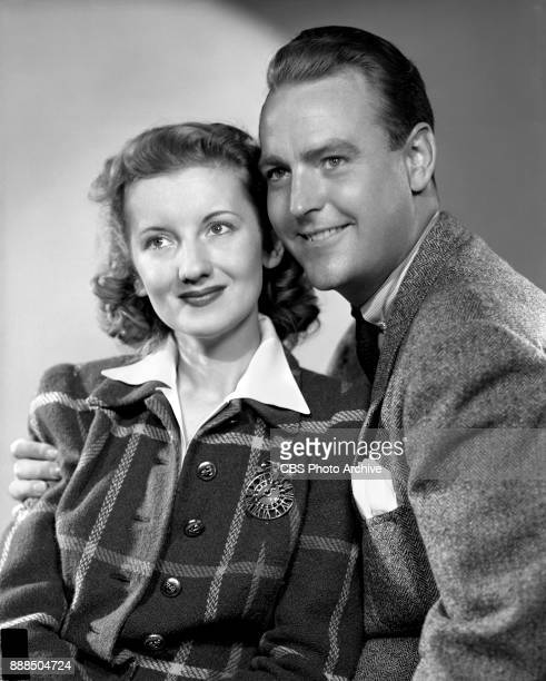 Newlyweds Alice Frost and Willson M Tuttle He is the director of the CBS Radio soap opera Big Sister She stars in the lead role of Big Sister as Ruth...
