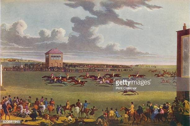 Newmarket Races Racing in Newmarket was first recorded in the time of James I Charles II was known to attend races on Newmarket Heath with his...