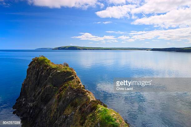 Newport Bay Pembrokeshire Wales