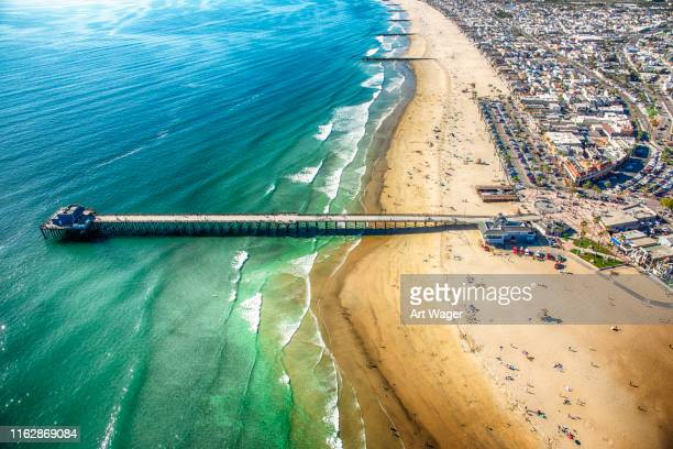 newport beach california - newport beach california stock pictures, royalty-free photos & images