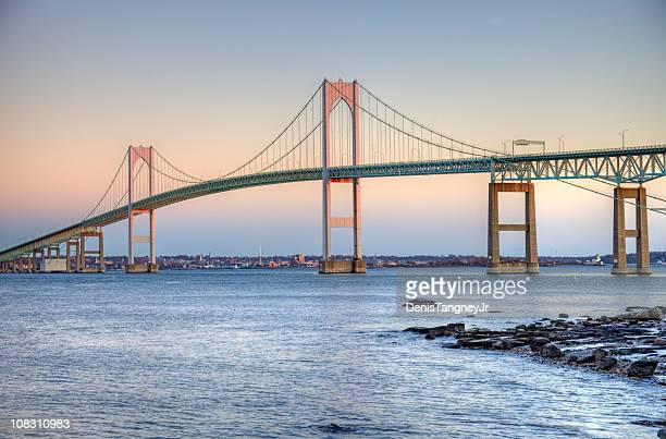 Newport Bridge Rhode Island