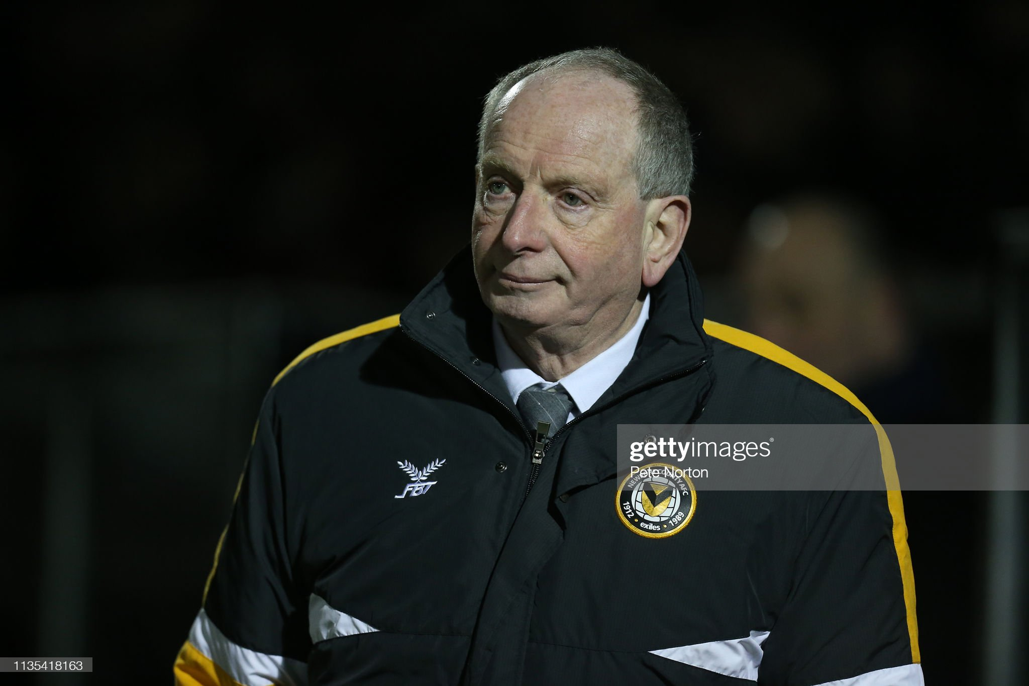 Mike Flynn Pays Tribute To Lennie Lawrence As Veteran Coach Leaves Newport County