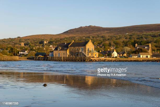 newport, pembrokeshire, wales - newport wales photos stock pictures, royalty-free photos & images