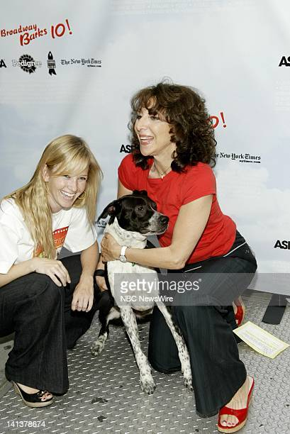 NBC News 10th Annual 'Broadway Barks' Pictured Actress Andrea Martin of the Broadway Show 'Young Frankenstien' attends the 10th Annual 'Broadway...