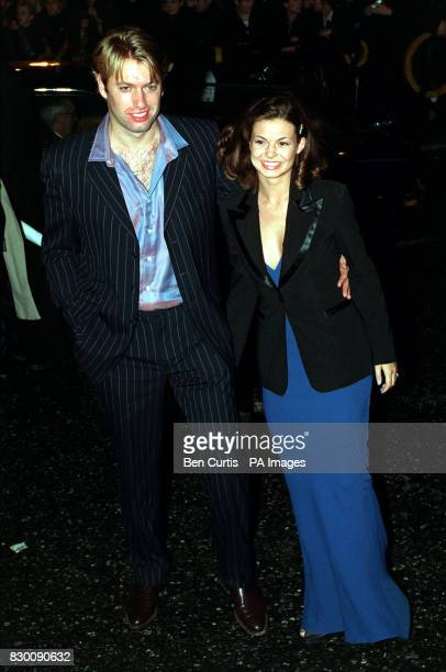 PA News 27/10/98 Actor Stephen Beckett who plays Mike Jarvis in 'The Bill' arrives at the Royal Albert Hall in London for the National Television...