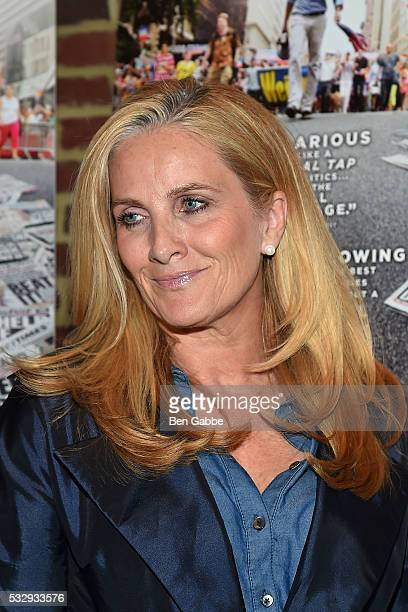 News anchor Alex Witt attends the Weiner New York Screening at The Roxy Hotel on May 19 2016 in New York New York