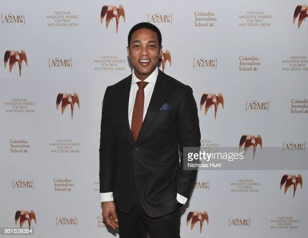 News anchor and host Don Lemon attends the Ellie Awards 2018 on March 13 2018 in New York City
