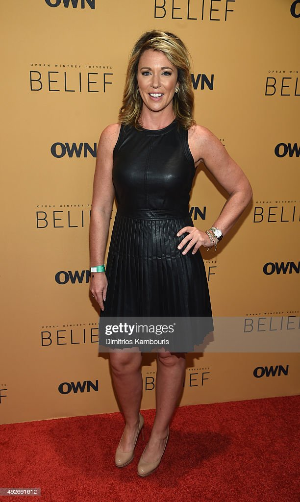 """Belief"" New York Premiere : News Photo"