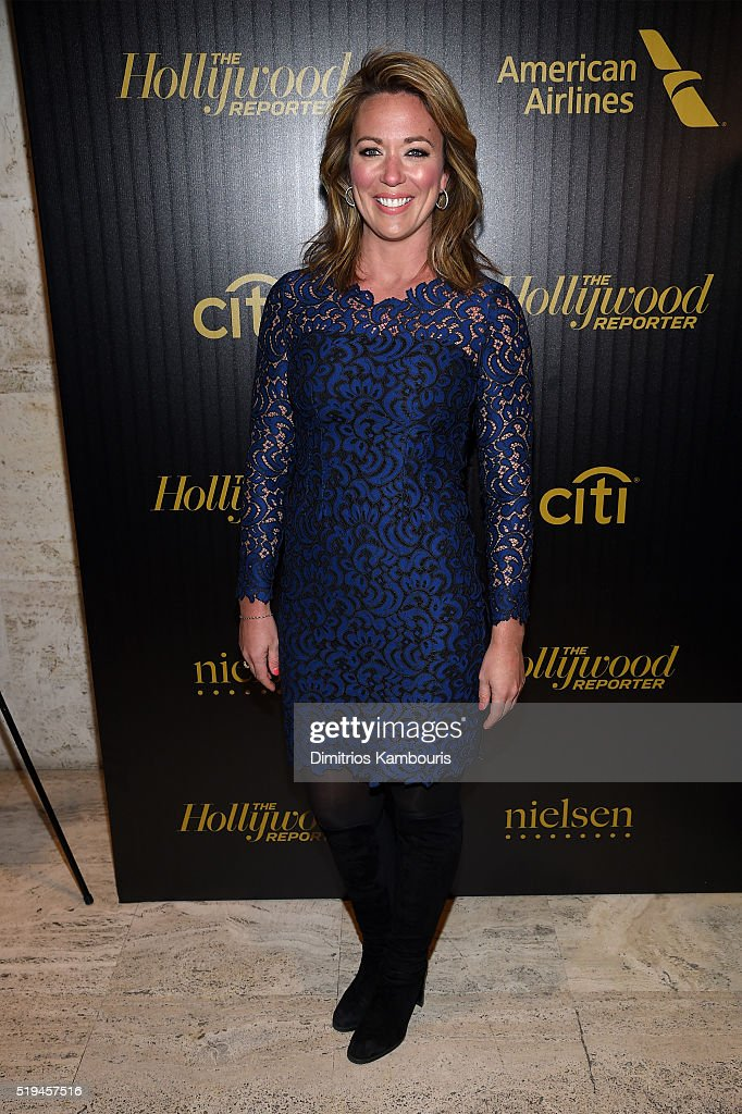 The Hollywood Reporter's 5th Annual 35 Most Powerful People in New York Media - Arrivals : News Photo