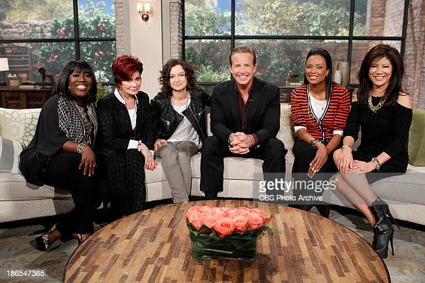 News anchor Chris Wragge from CBS2 New York guest hosts THE TALK as part of CBS Station week Thursday October 24 2013 on the CBS Television Network...
