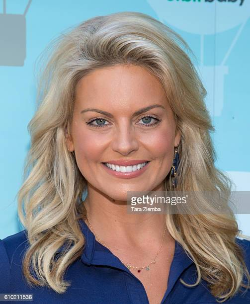 TV news anchor Courtney Friel attends the Step2 Favoredby Present The 5th Annual Red Carpet Safety Awareness Event at Sony Pictures Studios on...