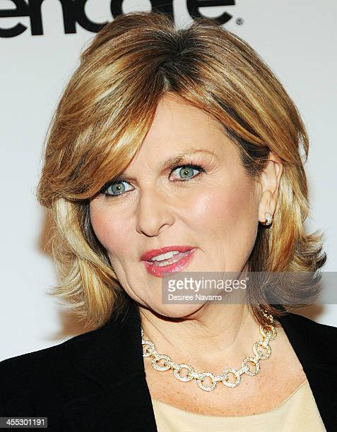 """News anchor Cynthia McFadden attends the """"Murphy Brown"""": a 25th anniversary event at Museum of Modern Art on December 11, 2013 in New York City."""