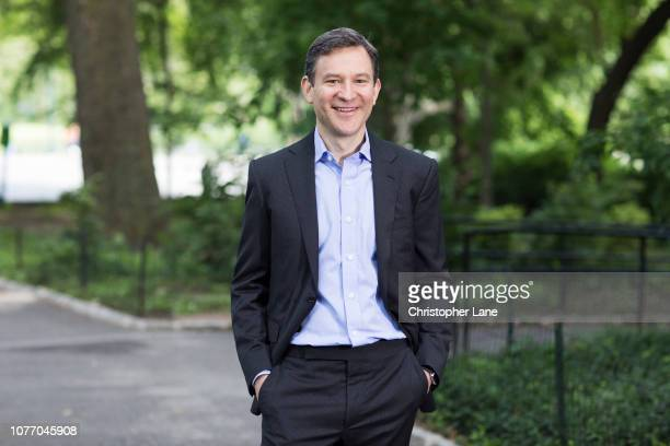News anchor Dan Harris is photographed The Times on June 5 2018 in New York City